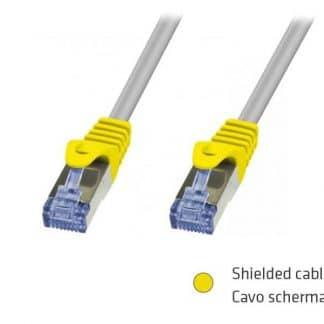 CAVO RETE FTP CAT.6 0