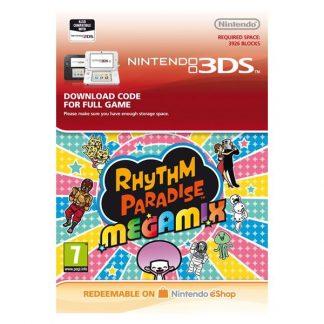 3DS 3DS RHYTHM PARADISE MEGAMIX /3DS 2DSXL