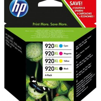 INK HP C2N92AE 920XL MULTIPACK NERO/MAGENTA/GIALLO/CIANO