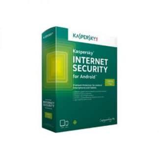 INT.SEC. 1U 1Y ANDROID KASPERSKY Y ITALIANO SLIM DVD