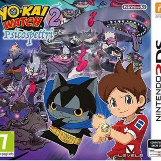 3DS YO-KAI WATCH 2 PSICOSPETTRI X NINTENDO 2DSXL/3DS