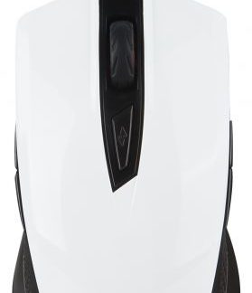 MOUSE GAMING CLUTCH GM40 WHITE USB CON FILO 3600DPI 9 TASTI