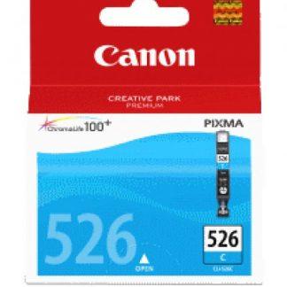 INK CANON CLI-526C 9ML PIXMA MG5150 5250/6150/8150 IP4850 CHROMALIFE100