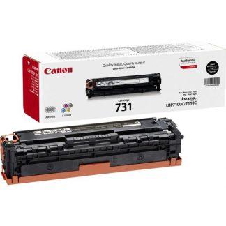 TONER CANON 731 NERO PER LBP 7100CN 14100 PAG