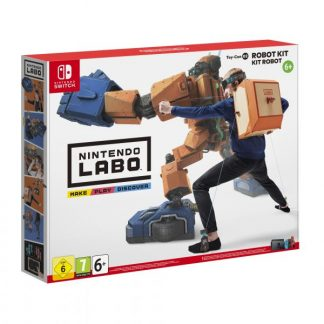 HAC LABO - KIT ROBOT + SOFTWARE NINTENDO SWITCH