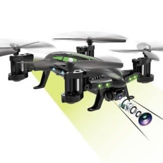 DRONE CON FOTOCAMERA MAVERIK BK/GR MULTIPLE MODE ARIA/TERRA 360GRA ADJ