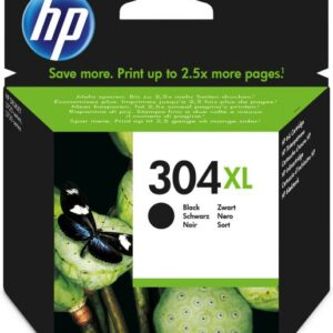 INK HP N9K08AE NERO N304XL 5